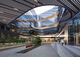 silicon valley office. Samsung Campus By NBBJ Silicon Valley Office
