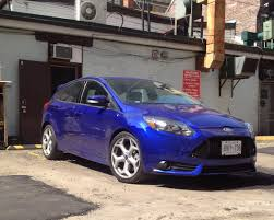 Capsule Review: Ford Focus ST - The Truth About Cars