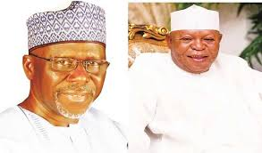 Image result for pictures of idris wada and prince abubakar audu