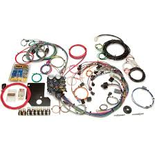 painless gm muscle car circuit wiring harness painless 20110 1966 1967 chevy ii nova 21 circuit wiring harness