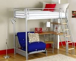 Full Size of Bedroom:lovely Photos Of In Decor Design Adult Loft Bed With  Desk ...