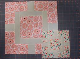 Making Mini Quilt Blocks With Just a Little Bit of Basic Math & Two Mini Quilt Blocks - Tutorial on Craftsy.com Adamdwight.com