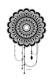 S Dessin Coloriage Mandala Attrape Reve L Dessincoloriage
