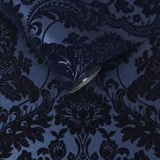 Gothic Damask Wallpaper ...