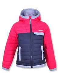 Columbia Winter Jacket Size Chart Amazon Com Columbia Kids Womens Mountainside Full Zip