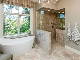 Roman Shower Stalls Your Master Bathroom