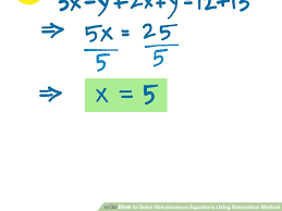image titled solve simultaneous equations using elimination method step 6