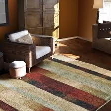 brown and cream stripe area rugs target for minimalist living room decor fabulous cozy your idea rug remove limits at striped floors lodge leather art deco
