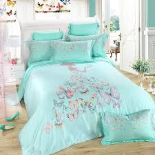brilliant little girls full size bedding sets turquoise grey and pink little girls bedding sets plan