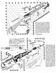 Detailed parts diagram of rifle no 1 mkiii smle 303in with cut rh pinterest 1853 enfield rifle parts lee enfield 303 rifle parts