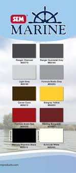 Sem Marine Vinyl Coat Color Chart Wholesale Usa Saint Louis About Us