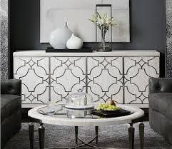 bernhardt furniture. Domaine Blanc Entertainment Console - Bernhardt Furniture