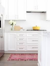 stylish white kitchen rugs 25 best ideas about kitchen rug on kitchen runner