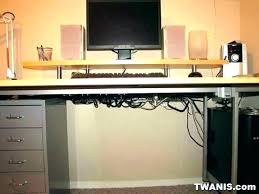 home office cable management. Cable Management Home Office