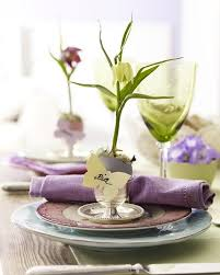 decoration for table. Stylish Spring Table Settings Decoration For F