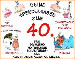 Lustige Sprüche Zum Geldgeschenk Wunderbar 40 Geburtstag Bilder