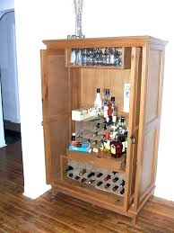 modern dining room hutch. Corner Dining Room Hutch Modern Alcohol Cabinet Globe Liquor Furniture Wine Cherry E