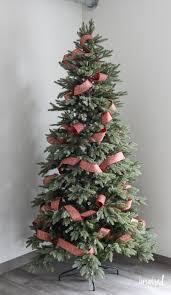 Designer Christmas Tree Ribbon Tips And Tricks For Beautiful Christmas Tree Ribbon Video