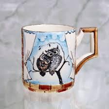 Посуда с совами из <b>фарфора</b> купить в Москве - интернет ...