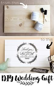 expensive looking diy wedding gift ideas love e pallet decor easy and unique homemade