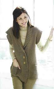 Free Knitted Vest Patterns Unique Belinda Vest= Free Written Pattern With Photos Easy Crochet Items