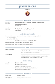 General Worker Resume Samples Visualcv Resume Samples Database