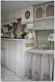 Shabby Chic Kitchen Curtains 17 Best Images About Conserve W Cabinet Curtains On Pinterest