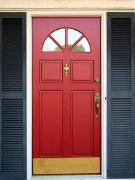 best front doorsExterior Paint for Front Doors