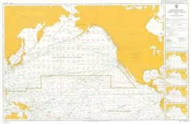 How Many Routeing Charts Are There Admiralty 5127 Planning Chart Routeing North Pacific Ocean