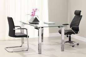 office glass desks. Mesmerizing Interior Decor Glass Office Desk Ideas Modern Desks F