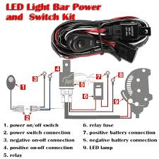 led light bar wiring instructions annavernon wiring diagram for led light bar the