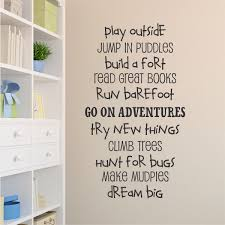 Kids Are Great Wall Quotes Decal Wallquotescom