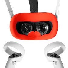 Đệm Silicone Bảo Vệ Mắt Kính Thực Tế Ảo Oculus Quest 2