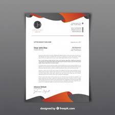 Letterhead Designs Templates Letterhead Vectors Photos And Psd Files Free Download