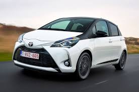 Toyota Yaris 1.5 VVT-iE 2017 review Autocar