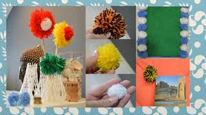 How To Make Fluffy Decoration Balls 100 PomPom Balls DIY How to make Fluffy PomPom Balls YouTube 37