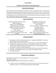 data center engineer resumes best of facility manager job description resume stationary engineer