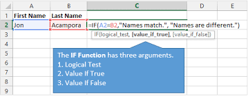 If Function Explained How To Write An If Statement Formula In Excel