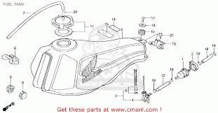 honda reflex carburetor diagram wiring diagram database honda tlr200 reflex usa fuel tank