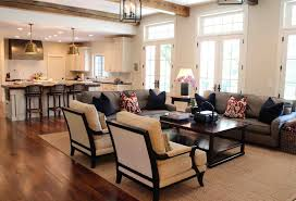 Living Room Design Apartment Living Room Rectangular Nice Square Mirror Nice Brown Leather