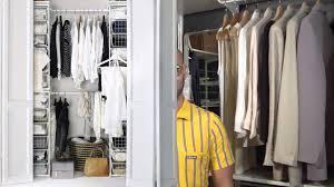 Ideas For Closet Storage   IKEA Home Tour   YouTube