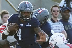 Georgia Southern Depth Chart 2018 Georgia Southern Football Preview Starting Over Isnt