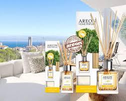 Аромадиффузор воздуха <b>Areon Home</b> Perfume Sunny home