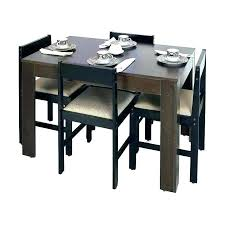 wood kitchen table chairs black kitchen table set inspirational tall round dining best bistro and