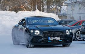 2018 bentley sedan. perfect sedan 2018bentleycontinentalgtspyphotos01  and 2018 bentley sedan