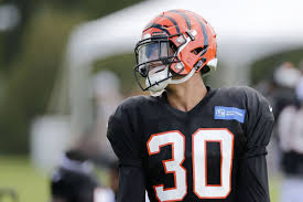 Bengals Depth Chart Alex Redmond To Start At Right Guard In