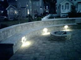 low voltage retaining wall lights breathtaking patio lighting ideas home string amazing amaze contemporary