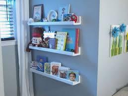 livingroom wall bookshelf ideas nursery bookshelves for baby room shelf storage espresso shelves kids mounted bookcase