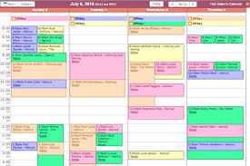 more calendars online calendar sharing collaboration tools keepandshare