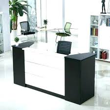 front office table. Counter Desk Front Table Design Modern Medium Size Of Office Ultra . F